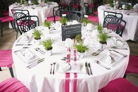 d coration mariage table décoration mariage