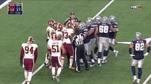 dez bryant vs josh norman thanksgiving day highlights redskins