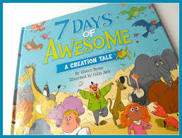 7 days of awesome a creation tale by shawn byous book review