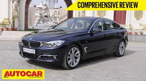 3 series bmw review bmw 3 series gt comprehensive review autocar india