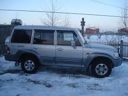 2001 Hyundai Galloper Pictures