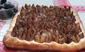 cuisine d alsace tarte briochée aux quetsches hefe gwetsche tart cuisines d alsace