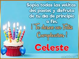 imagenes de pasteles que digan feliz cumpleaños te deseo un feliz cumpleaños celeste gif de cumpleaños