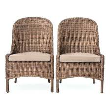 Outdoor Rattan Dining Chairs Wicker Dining Chairs U2013 Ungarnurlaub Info