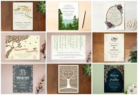 forest wedding invitations creating a diy forest themed wedding for sisser s special