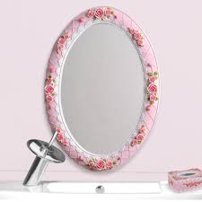 Oval Mirrors For Bathroom by Accessories Heavenly Image Of Accessories For Vintage Bedroom And