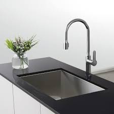 kraus kitchen faucet reviews amazing kraus kitchen faucet of nola pull single handle reviews