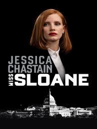 amazon com miss sloane chastain mark strong gugu