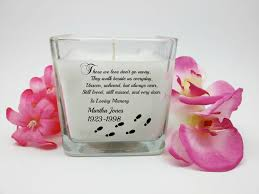 in loving memory personalized gifts personalized memorial candle in loving memory sympathy gift