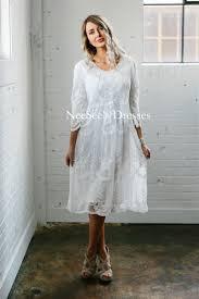 white floral lace modest dress modest bridesmaids dresses cute