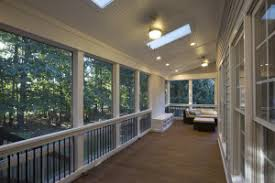 screened porch installation raleigh and charlotte robco
