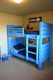 build your own bunk bed super easy and super strong diy wood
