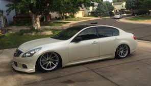 bagged ls460 infiniti g37 sedan awd 2007 2015
