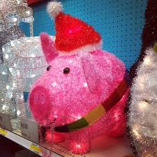 tinsel pigs yoda lights and other silly things