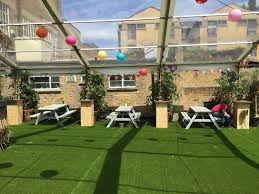 city summer house coporate summer party venue london