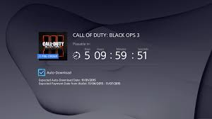 Black Ops 3 Map Packs Call Of Duty Black Ops 3 Pre Load Glitch Affecting Users On Eu