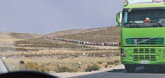 Vou Ao Chile 25 176 Dia Aduanas Chile E Peru - transportadores do mato grosso testam rota para exportação de grãos