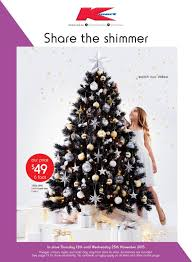 kmart trees catalogue prices november
