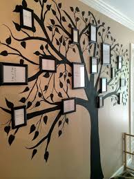staircase family tree wall decal simpleshapes pinteres