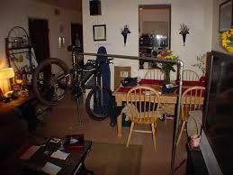 Living Room Bike Rack by The Ghetto Bike Rack Thread Mtbr Com