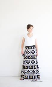pattern for simple long skirt simple maxi skirt pdf pattern free simple simon and company