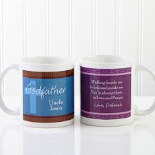 Coffee Mug Design Personalized Coffee Mugs For Godparents