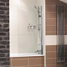 bath screens and shower screens roman showers lumin8 bath screens