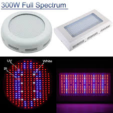 best grow lights for vegetables round panel grow led full spectrum 300w 5730 smd led horticulture