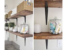bathroom lovely tidy floating bathroom storage ideas with long