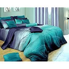 Pillow And Duvet Set Amazon Com Wonbye Bed And Pillow Sheet Bedding Duvet Cover Set