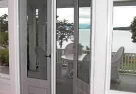 Sliding Screen Door Closer Automatic by Sliding Screen Door Bug Seal Image Collections Door Design Ideas