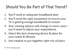 Tv Subscribe Want To Cut The Cord On Your Cable Tv Subscription