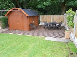 slip resistant shed deck installation www rubadeck co uk
