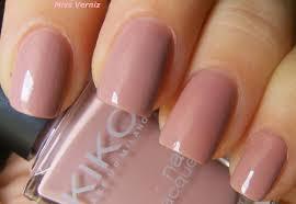 kiko milano smart nail lacquer pearly golden white nailpolish