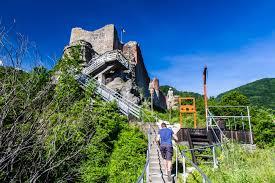 Vlad The Impalers Castle by The Transfăgărășan Ting B Com