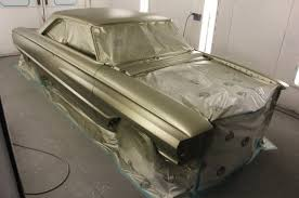 pro paint and tips for painting a car at home rod network