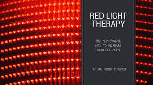collagen red light therapy red light therapy future proof futures