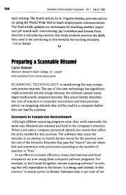Scannable Resume Resume Preparation Form Lee Hecht Harrison
