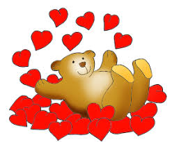 valentines day bears s day clipart teddy pencil and in color