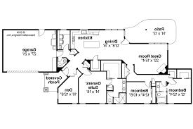 Ranch Floor Plan Ranch House Plans Alton 30 943 Associated Designs