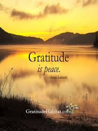 happy thanksgiving love quotes gratitude is peace thank you anne lamott visit us at www