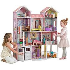 49 Best Images About Dollhouse by Kidkraft Majestic Mansion Wooden Dollhouse Amazon Co Uk Toys U0026 Games