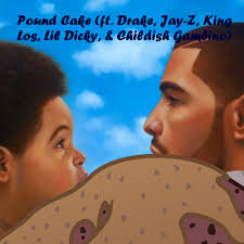 pound cake king los lil dicky drake jay z childish gambino