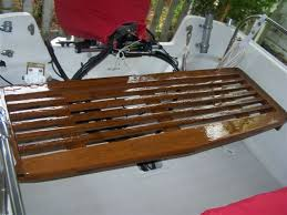 Rear Bench Seat For Boat Bench Seating