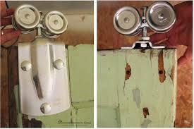 How To Hang A Barn Door by Remodelando La Casa How To Install A Sliding Barn Door Part 2