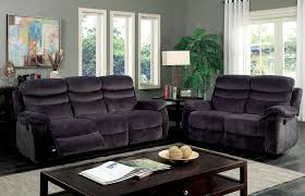 Sofa King Doncaster by Leigh Gray Reclining Sofa From Furniture Of America Coleman