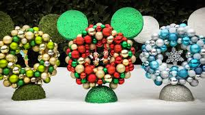 holiday diy make a mickey centerpiece disney parks blog