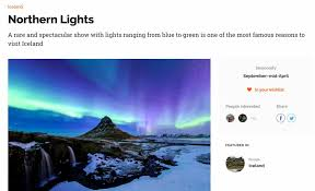 best time to go to iceland for northern lights 2017 how to know when to travel anywhere the rove me experience