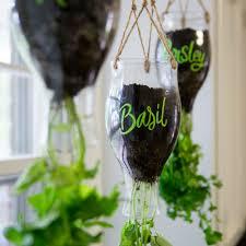 herb planter diy diy califia hanging planter califia