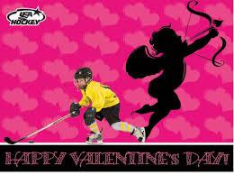 hockey valentines cards cards
